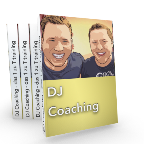 DJ Personal Coaching