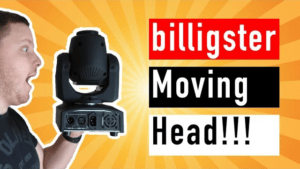 Billig Moving Head