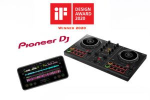 Pioneer DJ Winner iF Design Award